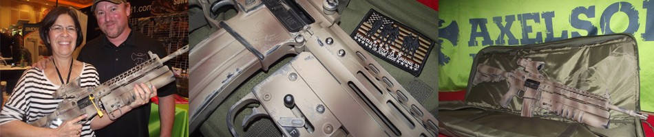 Daniel Dietz Tribute Rifle