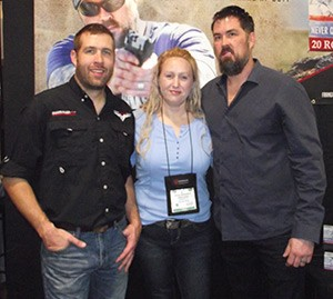 Marcus Luttrell self-defense tips