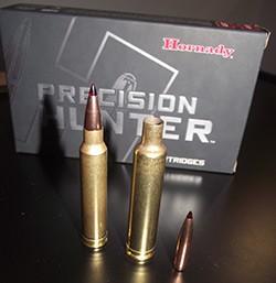 Hornady Precision Hunter ammo